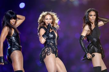 Beyonce, Kelly Rowland & Michelle Williams Reunite In Hollywood For Fashion Show