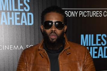 "Stream Pharoahe Monch's New Album ""PTSD"""