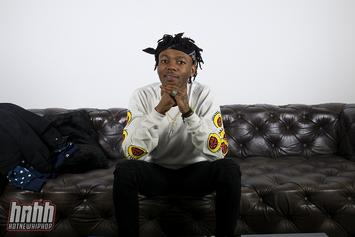 "J.I.D Freestyles On ""Oochie Wally"" Beat"