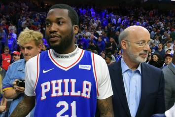 Meek Mill Says He Still Doesn't Feel Free In First Post-Prison Interview