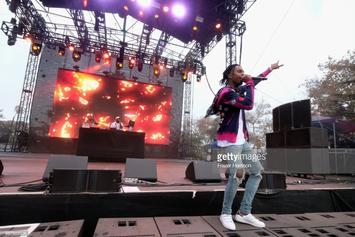 "Playboi Carti Performs ""Magnolia"" On Jimmy Kimmel Live"