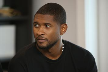 Usher Details Chris Brown Collaboration On New Album