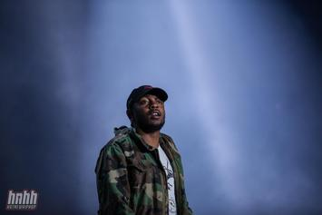 "Kendrick Lamar To Debut ""m.A.A.d"" Short Film Next Month"
