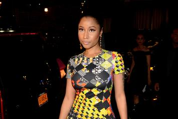 Nicki Minaj Speaks On Ghostwriting, Near-Death Experience In BET Acceptance Speech