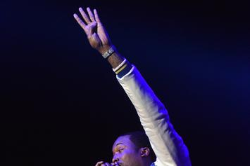 Meek Mill Previews New Song On IG