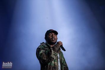 "Kendrick Lamar's ""DAMN."" To Feature Zacari"