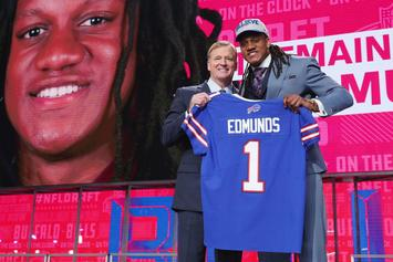 Terrell & Tremaine Edmunds: First Brothers Drafted In First Round