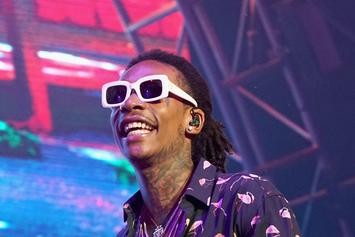 Wiz Khalifa Scores The Cover Of The Source