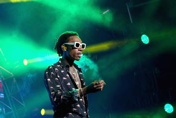 "Wiz Khalifa's First Week Sales For ""Blacc Hollywood"" Are Here"