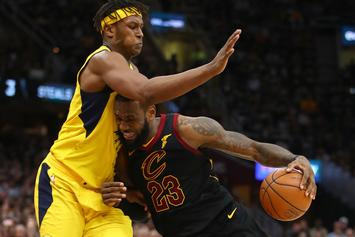 Lebron James Drops 45 Points In Decisive Game 7 Victory