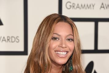 """Beyonce Hosts Lit """"Soul Train""""-Themed 35th Birthday Party"""