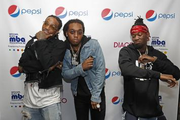 "Migos Say Ghostwriters Are Overrated: ""I'm Afraid Of Casper"""