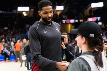 Tristan Thompson Returns To Social Media & Gets Trolled By The Public