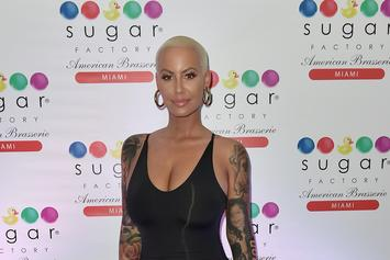 """Amber Rose Says #MeToo Movement Has Just Become """"About Rich White Women"""""""
