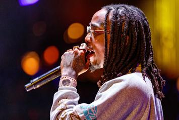 Quavo Reportedly Charged With Battery Over Valet Incident