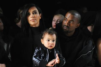 Kanye West & Kim Kardashian Reportedly Hire Surrogate For Third Child