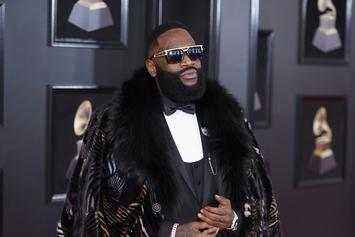 """First Week Sales Projections For Rick Ross' """"Rather You Than Me"""" Album Revealed"""