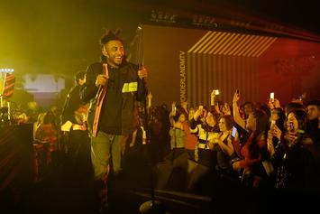 "Aminé's ""Good For You"" Tracklist Features Offset, Nelly & More"