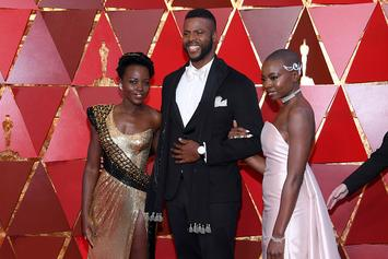 """""""Black Panther"""" Deleted Scene Shows Okoye & W'Kabi Torn By T'Challa's Fall"""