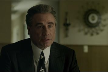 """""""Gotti"""" Debuts Official Trailer Starring John Travolta As The Infamous Mobster"""