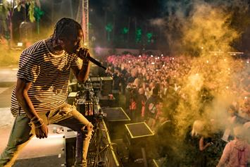 """Travi$ Scott Speaks On """"Days Before Rodeo"""" & Kanye West's New Music"""