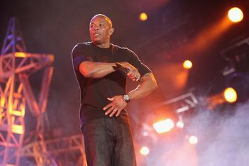 """Dr. Dre's """"Detox"""" May Not Actually Be Titled """"Detox"""""""