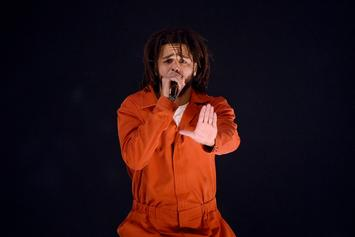 """J. Cole's """"K.O.D"""" Will Be His Next Single"""