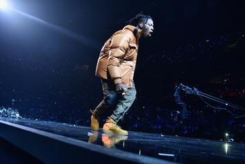 "Joey Bada$$ Reacts To Kanye West's ""Lift Yourself"" In New Tour Vlog"