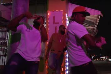 """Slim Thug Releases New Video For """"Ringin"""" Featuring Sauce Walka & Cam Wallace"""
