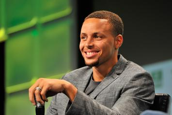Stephen Curry Launches His Own Emoji App For The NBA Finals