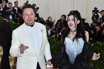 Elon Musk Dating Canadian Musician Grimes, Arrive At Met Gala Together