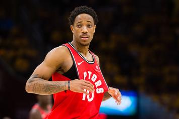 "DeMar DeRozan On Sweep: ""Maybe They Just Got Our Number"""