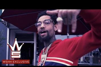 """PnB Rock Steals Your Girl In """"Scrub"""" Video"""