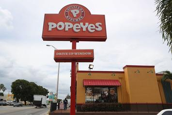 A Woman In Harlem Allegedly Found A Rat Head In Her Popeyes Chicken