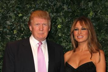 Melania Trump Blames Billy Bush For Provoking Donald Trump's Remark About Grabbing Pussy