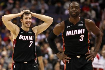 Miami Heat Officially Unveil Their Vice Uniforms