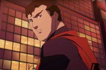 """The Death Of Superman"" Trailer Debuts Online"