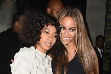 Solange & Beyonce Went To Counseling As Children To Deal With Beyonce's Stardom