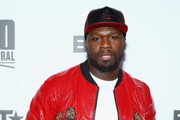 "Bellator President Says 50 Cent Has A ""New Album Dropping In About 6 Weeks"""