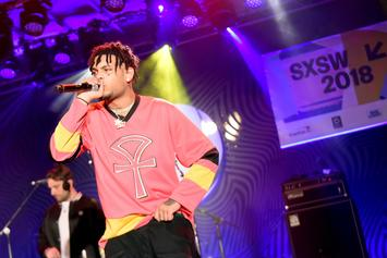 """Smokepurpp Wishes Himself A Happy Mother's Day For """"Birthing This Generation"""""""