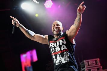 "Flo Rida Put On Blast For Referring To Son With Brain Disease As ""Evil F-cking Child"""