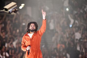 "J. Cole's ""KOD"" Goes Gold In A Mere 24 Days"