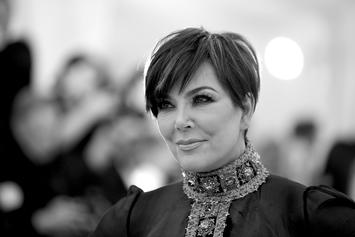 Momager Kris Jenner Says She'll Sue You For Everything Even If You're Poor