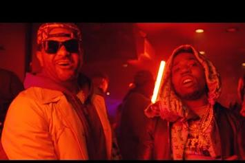 """Jim Jones & YFN Lucci Take Over The VIP In """"Gotta Play The Game"""" Video"""