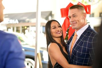John Cena Tweets About Forgiveness Following Nikki Bella Split