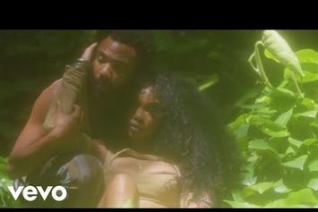 "SZA & Donald Glover Star In Video For ""Garden (Say It Like Dat)"""