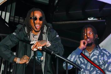 """Quavo On Offset's Car Accident: """"It's A Blessing That He's Still Here"""""""