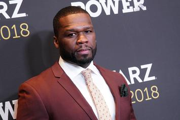 """50 Cent Fight Rumors Brushed Off By Rampage Jackson: """"Stay In Your Lane"""""""