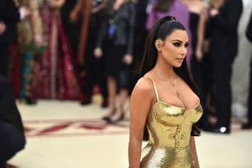 Kim Kardashian Shares Photo Of Saint West Giving Sister Chicago All The Love