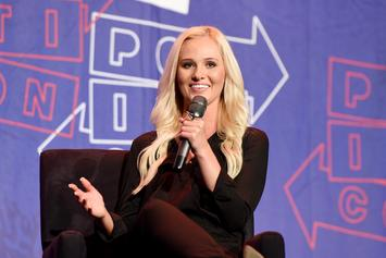 Tomi Lahren Has Drinks Thrown At Her In Restaurant Attack